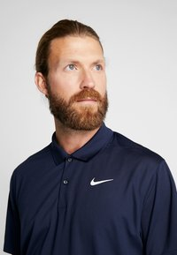 Nike Golf - VICTORY - Tekninen urheilupaita - obsidian/white - 3