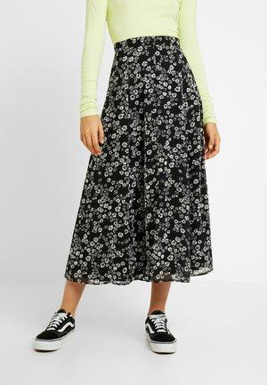 ENDELINA SKIRT - A-line skirt - night fall