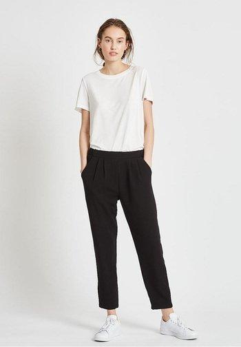 SOFJA - Trousers - black