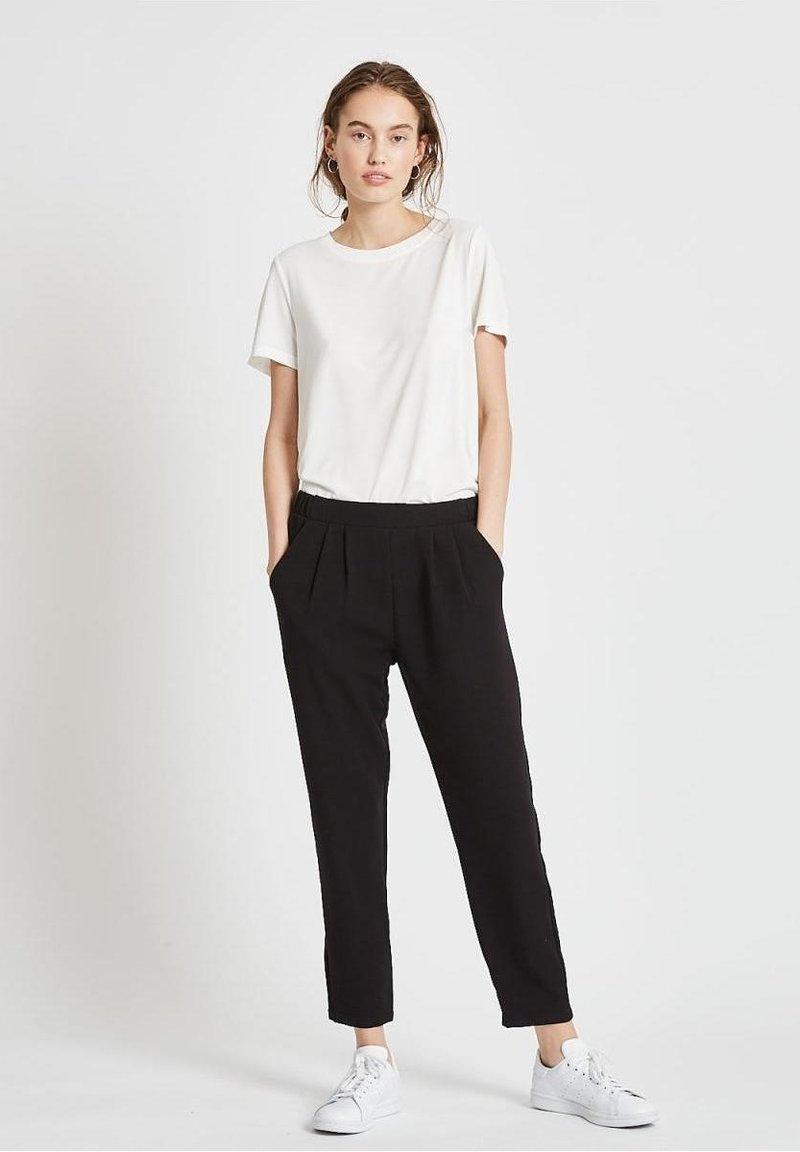 Minimum - SOFJA - Trousers - black