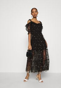 Alice McCall - MOON LOVER DRESS - Koktejlové šaty/ šaty na párty - black - 1