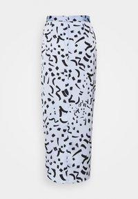 River Island - Pencil skirt - blue - 1