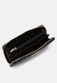 Guess - LARGE ZIP AROUND - Wallet - coal - 2