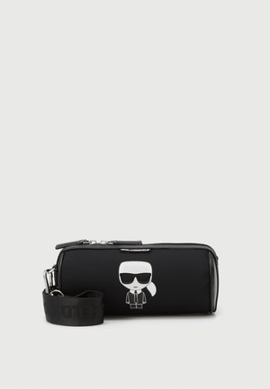 IKONIK BARREL - Handtasche - black