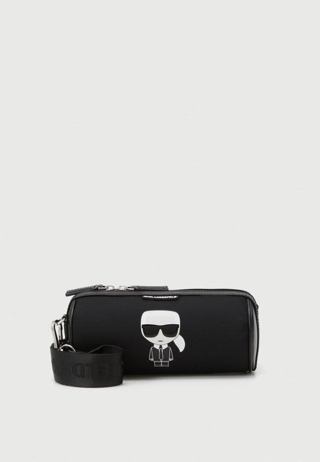 IKONIK BARREL - Handbag - black