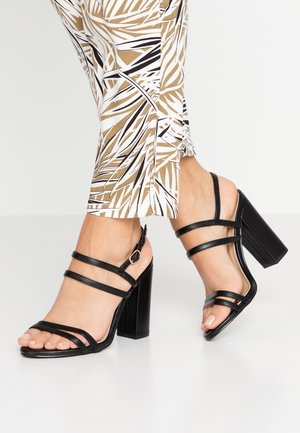 BAILEY - High Heel Sandalette - black