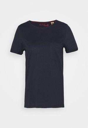 KURZARM - Basic T-shirt - dark blue