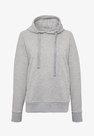 HOODIE CHANT BLACK - Jersey con capucha - grey
