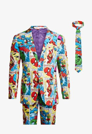 MARVEL COMICS SET - Suit - multicolor