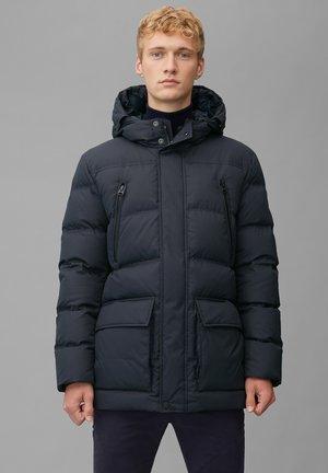 Winter jacket - total eclipse