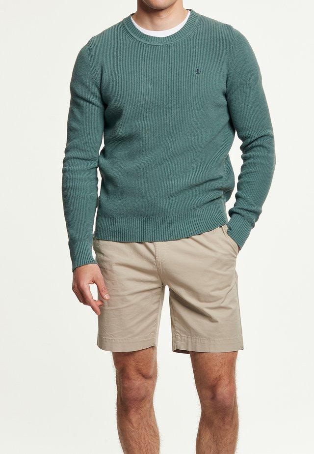 CARDEW  - Stickad tröja - green