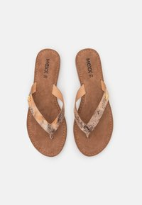 Mexx - GRIZZLY - Teensandalen - offwhite - 5