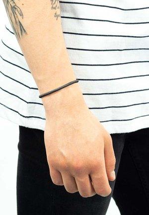 EINAR - Bracelet - schwarz
