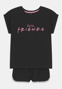 Marks & Spencer London - FRIENDS - Pyjama set - black - 0