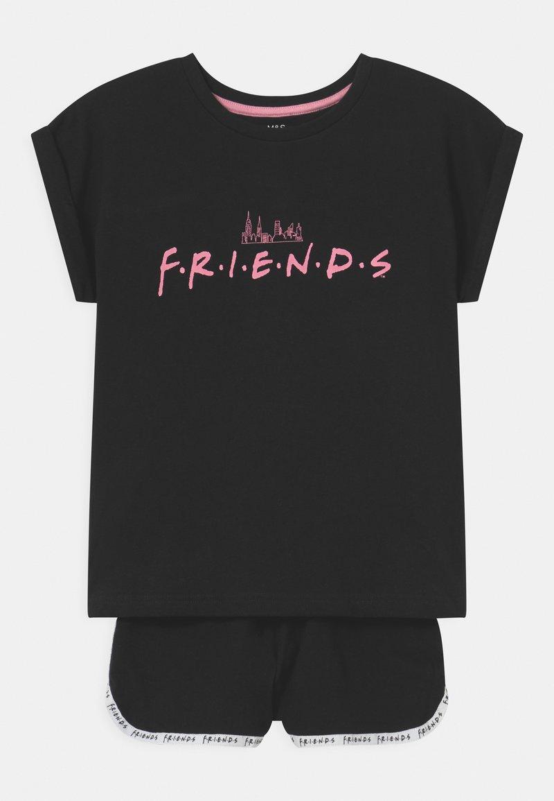 Marks & Spencer London - FRIENDS - Pyjama set - black