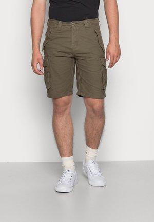 MILITARY SHORT - Shorts - olive
