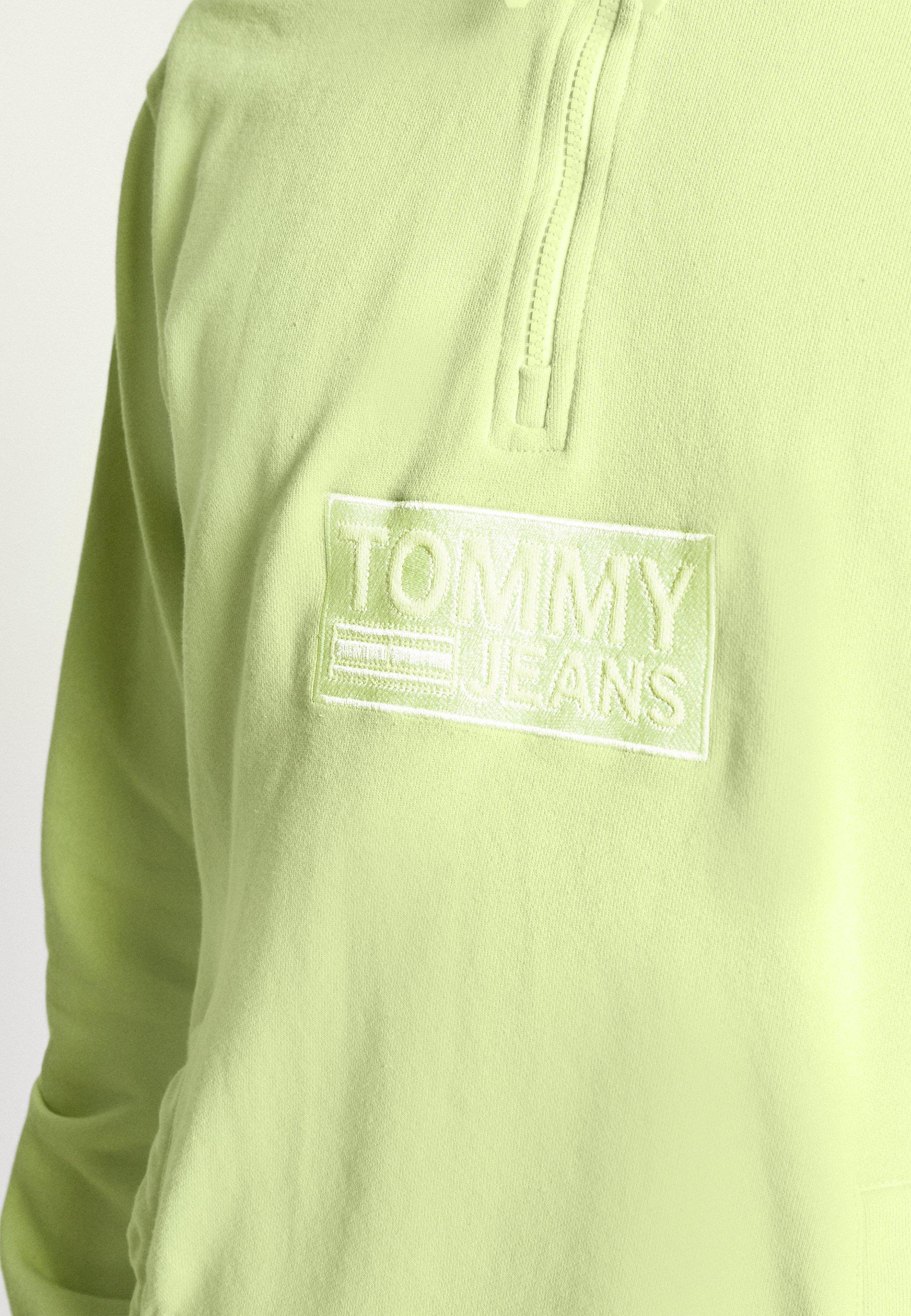 Women TONAL LOGO ZIP MOCK UNISEX - Sweatshirt
