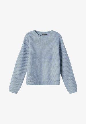 LOOSE FIT - Trui - dusty blue