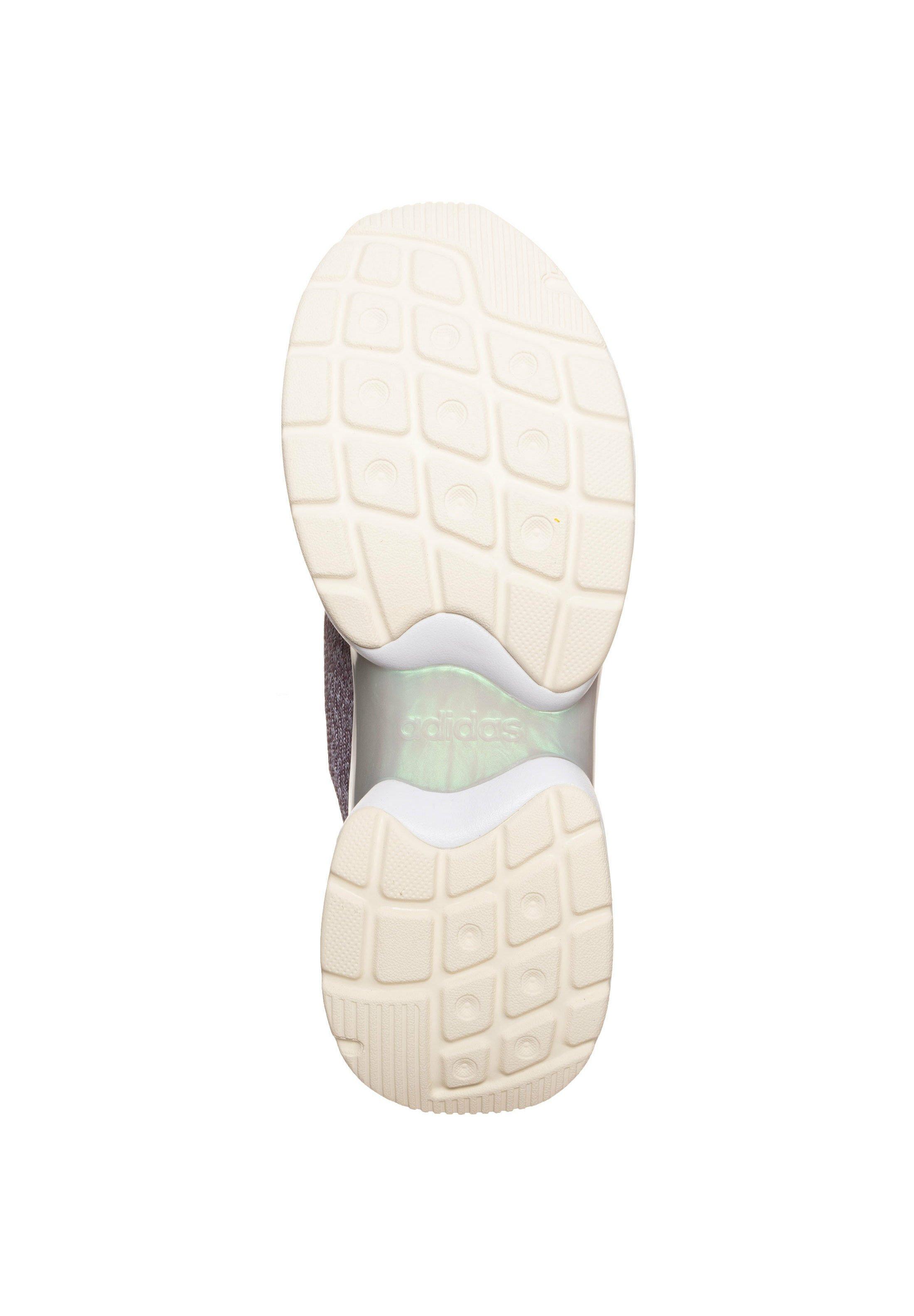 adidas Performance MAVIA X SNEAKER DAMEN - Trainers - legacy purple / purple tint / footwear white