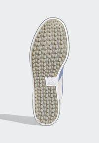 adidas Performance - SCARPE ADICROSS RETRO SPIKELESS - Golf shoes - blue - 4