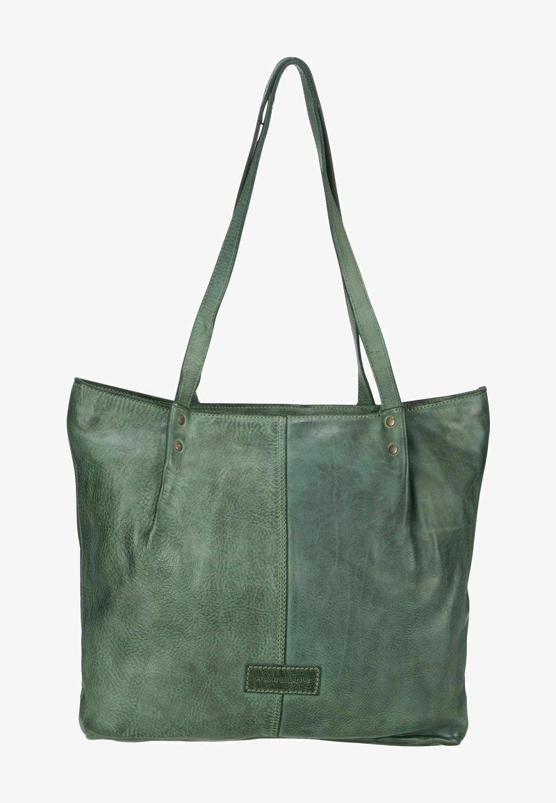 Harold's - SUBMARINE - Tote bag - grün