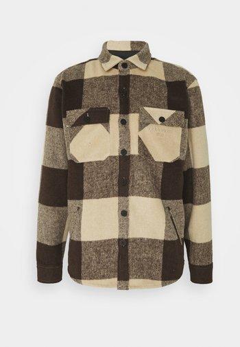FRONTIER  - Summer jacket - beige