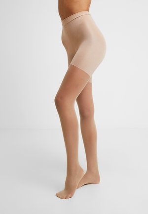 SHAPING SHEERS - Tights - light brown