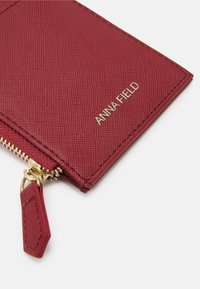 Anna Field - Wallet - dark red - 3