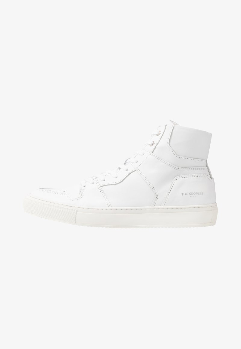 The Kooples - Sneakers high - white