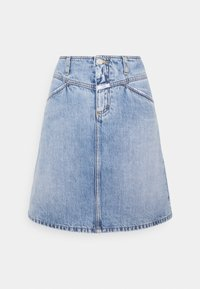 CLOSED - IBBIE - Gonna di jeans - mid blue - 3