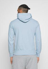 Champion - Bluza z kapturem - light blue - 2