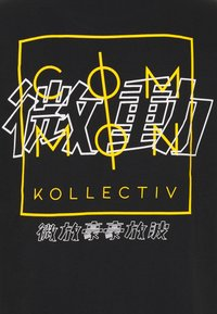 Common Kollectiv - JAPAN TEE UNISEX - Print T-shirt - black - 6