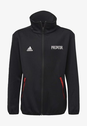 PREDATOR TRACK TOP - Sports jacket - black