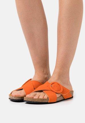 Ciabattine - orange