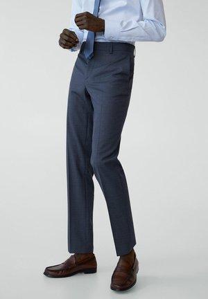 MILANO - Suit trousers - preußisch blau