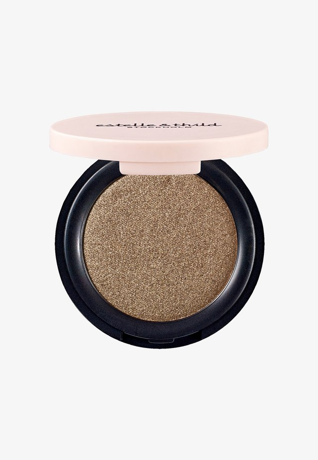 BIOMINERAL SILKY EYESHADOW 3G - Cień do powiek - caramel