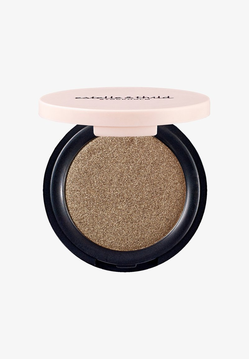 Estelle & Thild - BIOMINERAL SILKY EYESHADOW 3G - Eye shadow - caramel