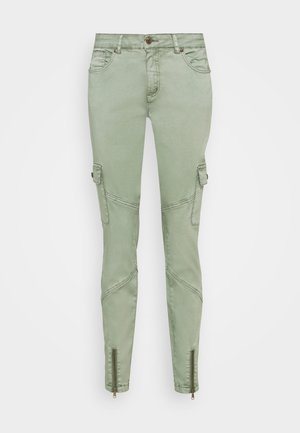 CUBERITA CARGO PANTS - Trousers - shadow