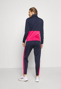 adidas Performance - PLAIN TRIC SET - Tracksuit - legend ink - 3