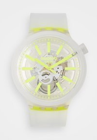 Swatch - YELLOWINJELLY - Zegarek - transparent/yellow - 0