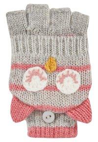 JoJo Maman Bébé - OWL GLOVES - Fingerless gloves - mar - 1