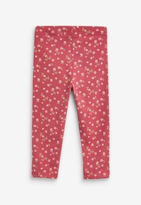 Next - 5 PACK RIBBED - Leggings - Trousers - pink - 1