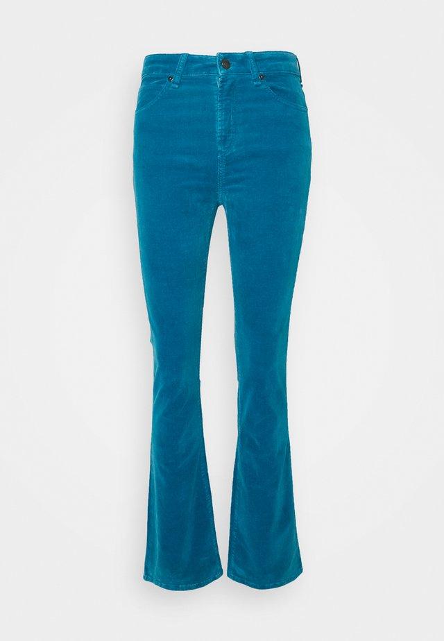 TARA - Pantalon classique - blue turquoise