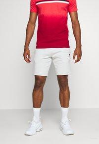 Tommy Sport - SHORTS - Korte broeken - grey - 0