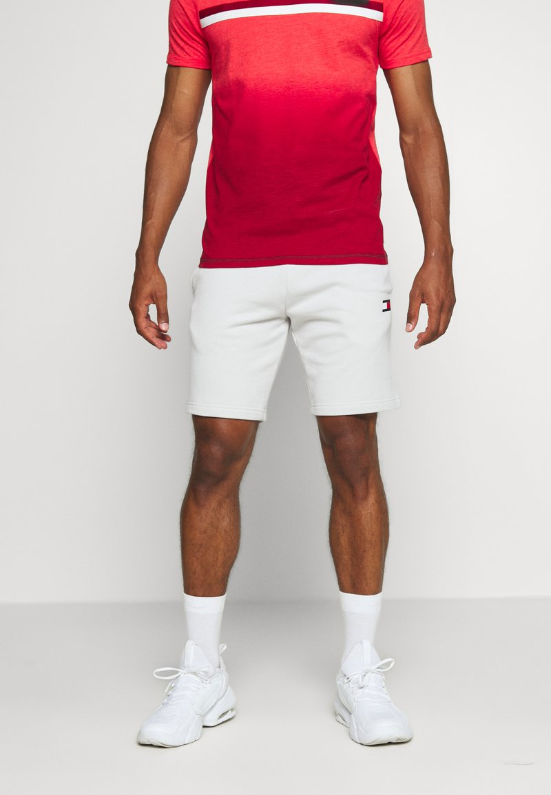 Tommy Sport - SHORTS - Korte broeken - grey