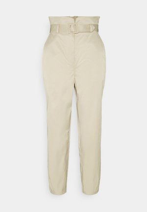 ELLA PANTS - Trousers - beige