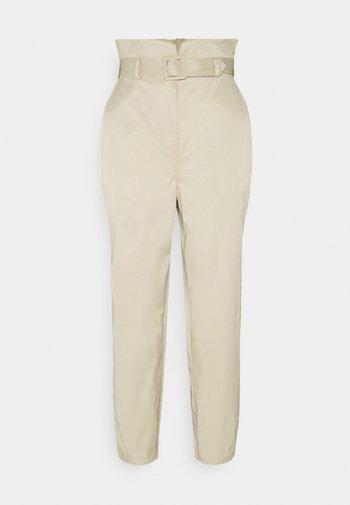 ELLA PANTS - Trousers - beige
