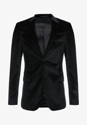 GENTS SLIM FIT JACKET - Sako - black