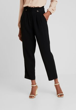 VMCLEO GRACE - Pantalones - black
