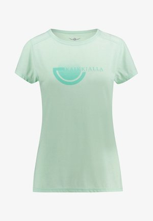 VILMA DA - Print T-shirt - mint